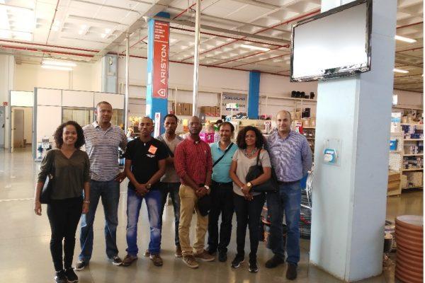 Canarias, un referente para Cabo Verde.Mejoras en tecnología sostenible.