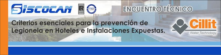 Criterios esenciales para la prevención de la Legionela en Hoteles e Instalaciones Expuestas